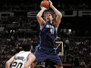 Dirk Nowitzki, Superstar der Dallas Mavericks © ddeandlo/FlickrStorm